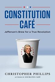 Book Cover for CONSTITUTION CAFÉ