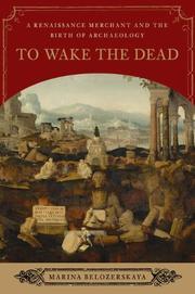 TO WAKE THE DEAD by Marina Belozerskaya
