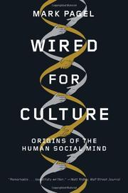 Cover art for WIRED FOR CULTURE