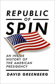 REPUBLIC OF SPIN by David Greenberg
