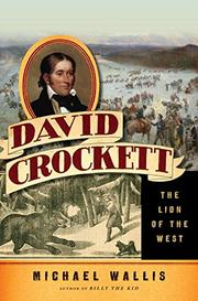 Cover art for DAVID CROCKETT
