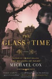 THE GLASS OF TIME by Michael Cox