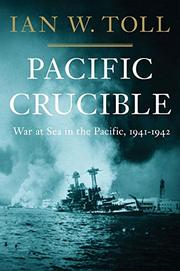 Cover art for PACIFIC CRUCIBLE