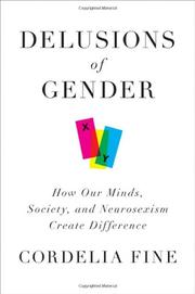 Cover art for DELUSIONS OF GENDER