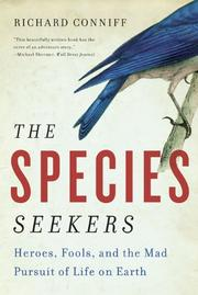 Book Cover for THE SPECIES SEEKERS