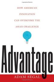 ADVANTAGE by Adam Segal