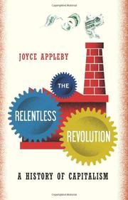 Cover art for THE RELENTLESS REVOLUTION