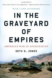 Cover art for IN THE GRAVEYARD OF EMPIRES