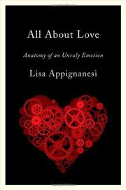 ALL ABOUT LOVE by Lisa Appignanesi