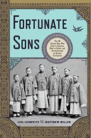 Cover art for FORTUNATE SONS