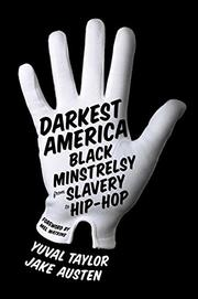 Cover art for DARKEST AMERICA
