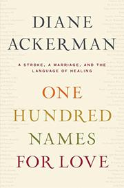 Cover art for ONE HUNDRED NAMES FOR LOVE