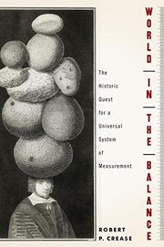 Cover art for WORLD IN THE BALANCE