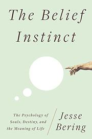 Book Cover for THE BELIEF INSTINCT
