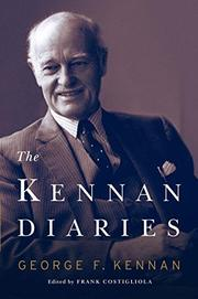THE KENNAN DIARIES by Frank Costigliola