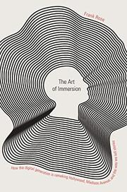 Cover art for THE ART OF IMMERSION