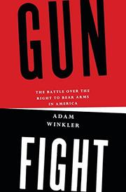 GUNFIGHT by Adam Winkler