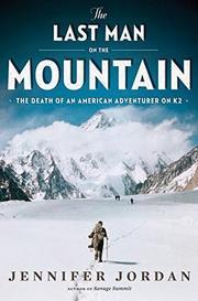 THE LAST MAN ON THE MOUNTAIN by Jennifer Jordan