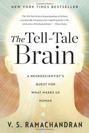 THE TELL-TALE BRAIN by V.S. Ramachandran