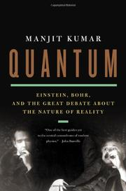QUANTUM by Manjit Kumar