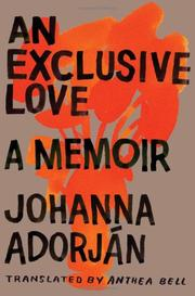 Book Cover for AN EXCLUSIVE LOVE