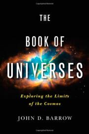 Cover art for THE BOOK OF UNIVERSES