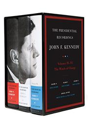 THE PRESIDENTIAL RECORDINGS by David Coleman