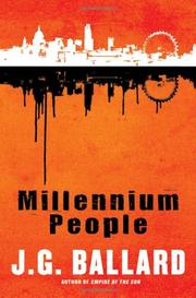 Book Cover for MILLENNIUM PEOPLE