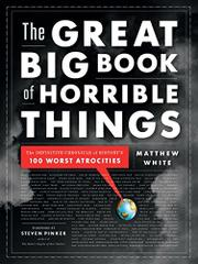 Book Cover for THE GREAT BIG BOOK OF HORRIBLE THINGS