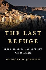 Cover art for THE LAST REFUGE