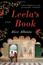 Cover art for LEELA'S BOOK