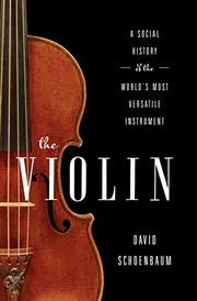 Book Cover for THE VIOLIN