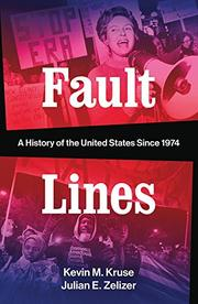 FAULT LINES by Kevin M. Kruse