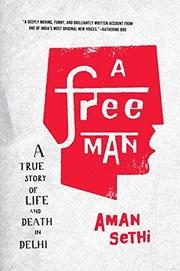 Cover art for A FREE MAN