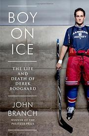 BOY ON ICE by John Branch