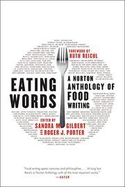 EATING WORDS by Sandra M. Gilbert