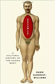 ANATOMIES by Hugh Aldersey-Williams