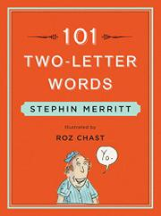 101 TWO-LETTER WORDS by Stephin Merritt