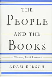 THE PEOPLE AND THE BOOKS by Adam Kirsch
