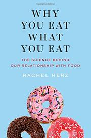 WHY YOU EAT WHAT YOU EAT by Rachel Herz