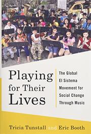 PLAYING FOR THEIR LIVES by Tricia Tunstall