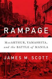 RAMPAGE by James M. Scott