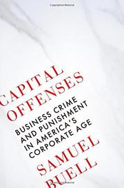 CAPITAL OFFENSES by Samuel Buell