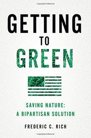 GETTING TO GREEN by Frederic C. Rich