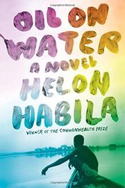 Book Cover for OIL ON WATER