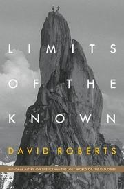 LIMITS OF THE KNOWN by David Roberts