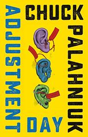 ADJUSTMENT DAY by Chuck Palahniuk