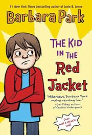 THE KID IN THE RED JACKET by Barbara Park