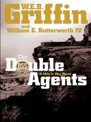 Cover art for THE DOUBLE AGENTS