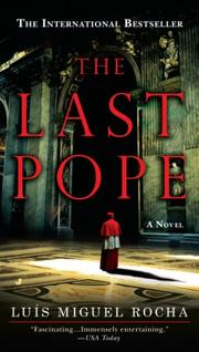 Cover art for THE LAST POPE